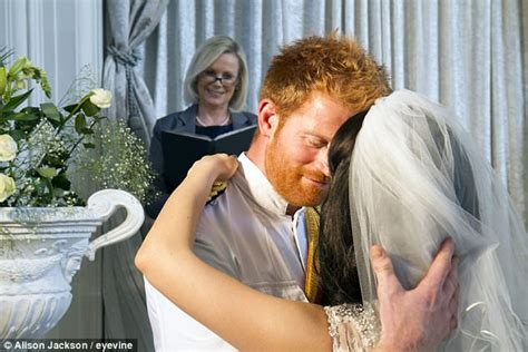 spoof   harry  meghan marry  las vegas
