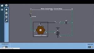 Current Relay Interactive Wiring Diagram Hvac Electricity