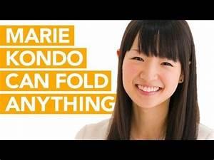 Marie Kondo Kleidung Falten : marie kondo can fold anything watch her demonstrate youtube home organizing and storage ~ Bigdaddyawards.com Haus und Dekorationen