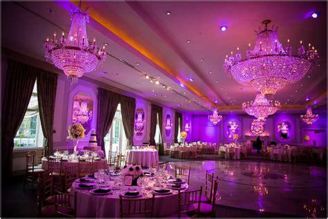 glamorous purple wedding   jersey bride link