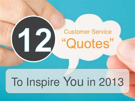 customer service quotes  inspire