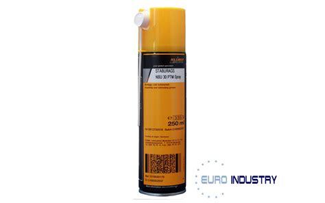Klüber Staburags Nbu 30 Ptm Lubricating Grease Spray Can