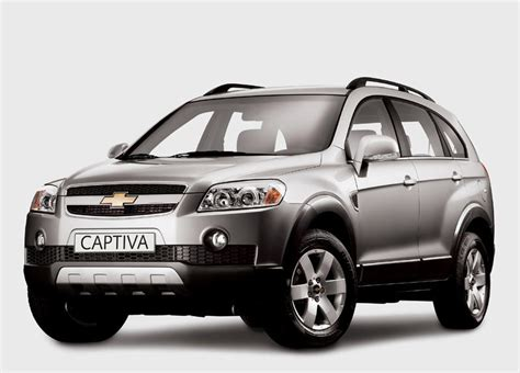 Chevrolet Captiva by Asemik New Captiva 2011 Chevrolet Captiva 2011