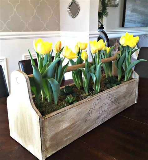 Farmhouse Spring Decor: 20 Beautiful Ways to Welcome