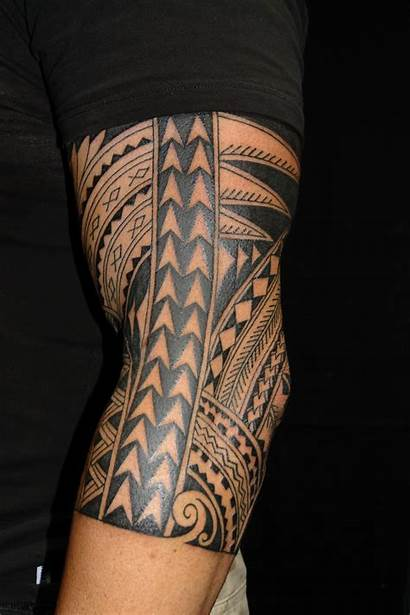 Polynesian Designs Tattoo Tribal Tattoos Meaning