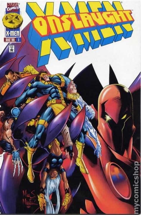 onslaught 1996 comic 1b comics books kubert adam issue traitor