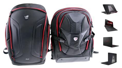 customized bags asus rog republic of gamers backpack laptop bag