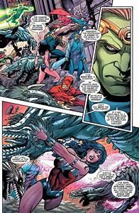 New 52 Antimonitor, Darkseid VS Thanos, Thor, Silver ...