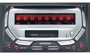 Kenwood Dpx Mp3  Wma  Cassette Receiver At Crutchfield