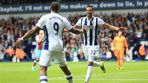 west brom led  nacer chadli  salomon rondon  big