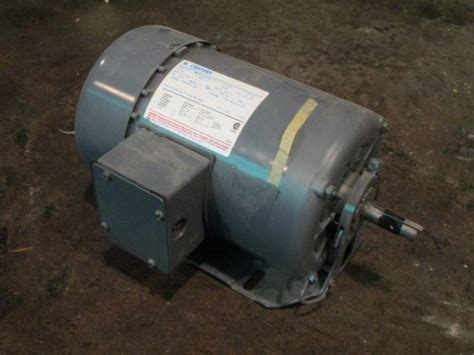 Century Electric Motor by 3 4 Hp Century Electric Motor 1725 Rpm