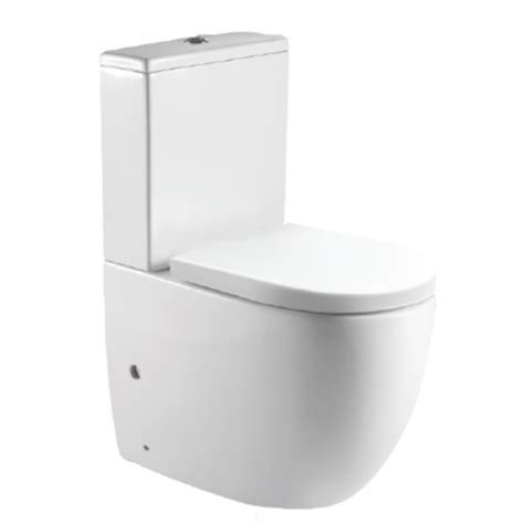 Coupled Water Closet by Coupled Water Closets Haustern