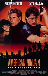 movieword: American Ninja, No. 4 - American Ninja 4: The ...