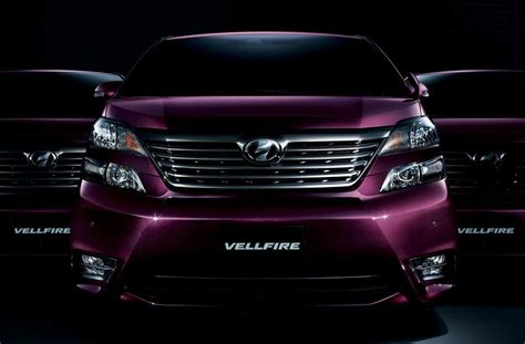 Toyota Vellfire Wallpapers by Brand New Toyota Vellfire Wallpaper Pictures And Photo Of