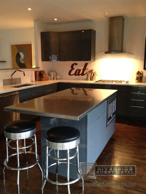 kitchen island stainless top island counter top installation stainless steel counter tops