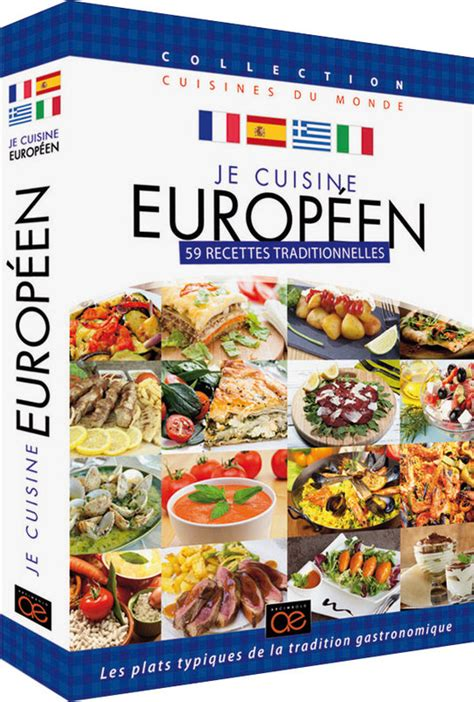 cuisines du monde je cuisine europ 233 en dvd dvd
