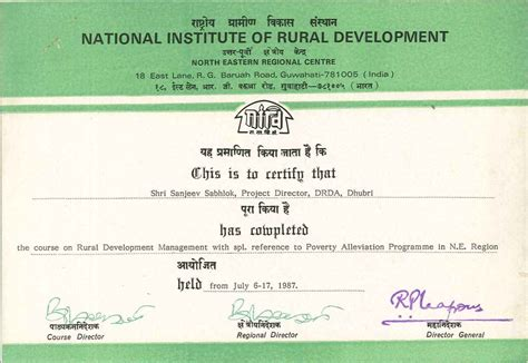 certificates  degrees diplomas trainings