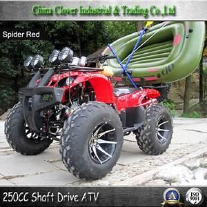 4x4 Atv 250cc 4 Stroke Bull Quad Atv 250cc With 12 Inch