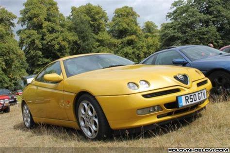 Delovi  Alfa Romeo Gtv Polovni Delovi Kompletan Auto U