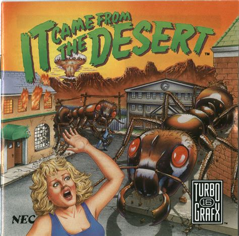 It Came From The Desert (Video Game) - TV Tropes