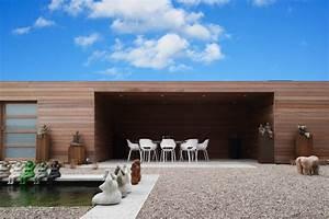 Pool House Toit Plat : veranclassic pool house avec toit de terrasse couverte ~ Melissatoandfro.com Idées de Décoration