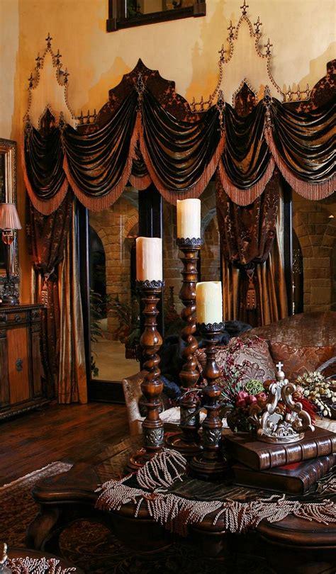 Decor Drapes - 1536 best tuscan style decor images on