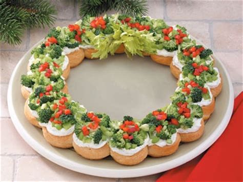 christmas spread full  christmas cheer