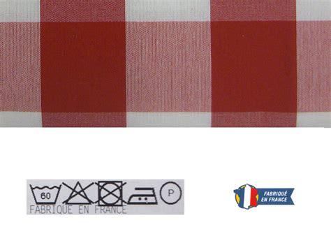 tissu au metre pour nappe tissu 224 carreaux vichy largeur 150 cm tissu pour nappes