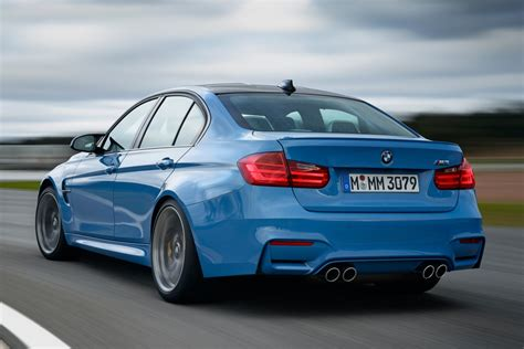 2014 Bmw M3 Coupe Specs