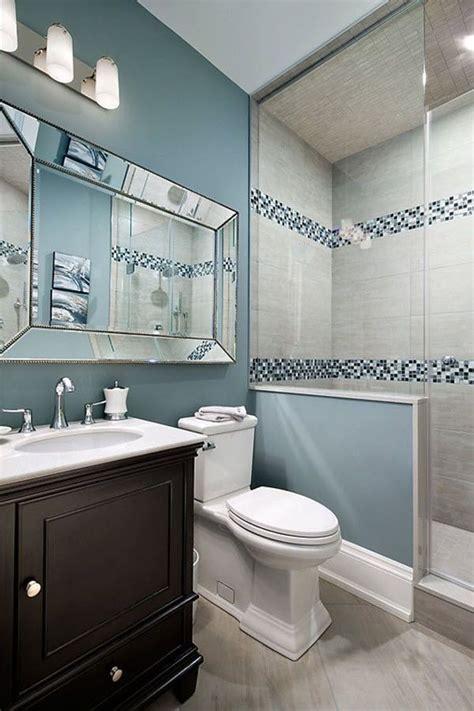 blue grey bathroom tiles ideas  pictures bathroom