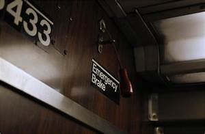 U2018emergency Brake U2019 Name Confuses Many On New York Subways
