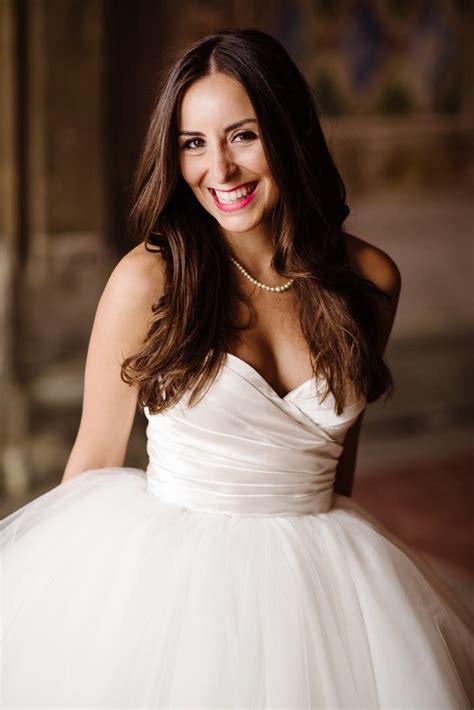 Elegant And Luxe New York City Wedding  Modwedding