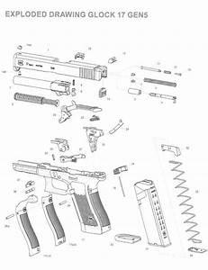 Spare Parts  Glock Gen 5