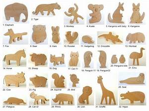 Scroll Saw Wooden Toy Patterns - WoodWorking Projects & Plans