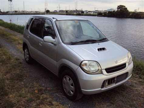 Kei Cars For Sale Usa by Suzuki Kei 21th Anniversary Special Ex 2001 Used For Sale