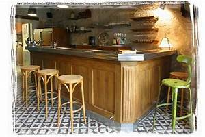 faire son bar en bois soi m me le blog du creer un With creer un comptoir bar cuisine