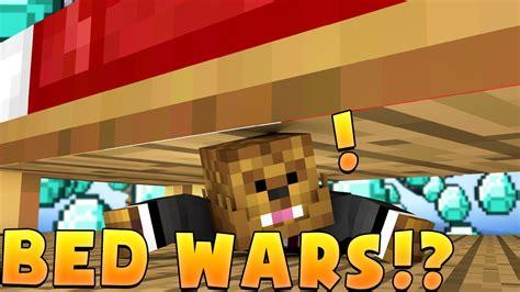 Minecraft Mini Game (bed Wars