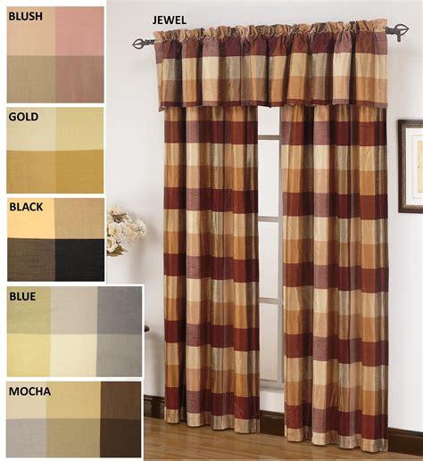 lucan plaid panel pair  overstockcom shopping
