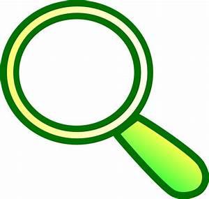 Lunette A Verre Transparent : image vectorielle gratuite verre grossissant lentille ~ Edinachiropracticcenter.com Idées de Décoration