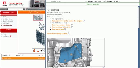 Citroen Parts And Repair 2010