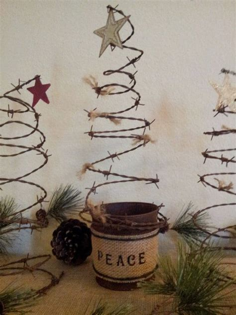20 awesome rustic christmas decorations
