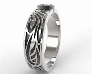 trillion cut diamond wedding ring vidar jewelry unique With trillion cut diamond wedding rings
