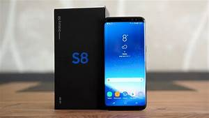 Unboxing  Samsung Galaxy S8  Deutsch