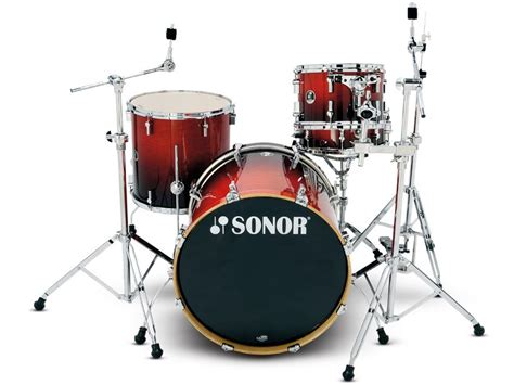 sonor force  rock drum kit review musicradar