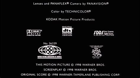 Mpaa Iatse Kodak Dolby Sdds Dts