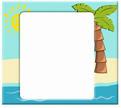 Beach Frame Clipart Transparent Frames Nos Webstockreview