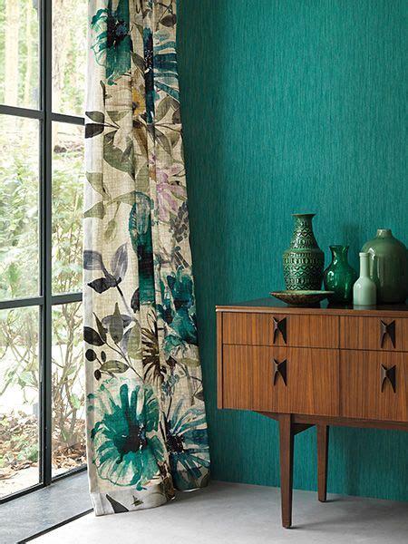 d 233 coration int 233 rieure inspiration maison couleur color 233 papier peint rideaux motif