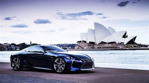 Beautiful Car Wallpaper, Lexus, Tuning, Tires, Lexus Lfa