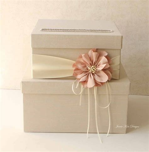 25 best ideas about wedding money boxes on