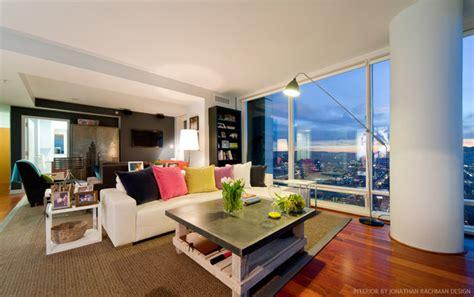 rincon residential high rise modern living room